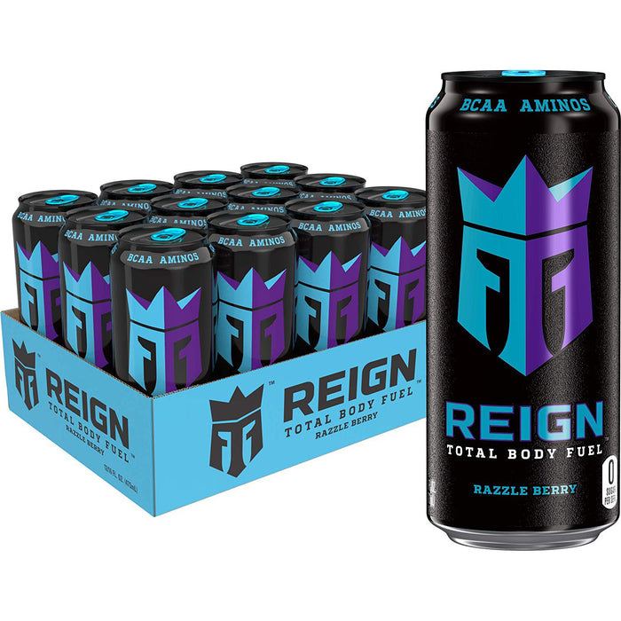 Reign Total Body Fuel - 12 Pack - Energy Drink