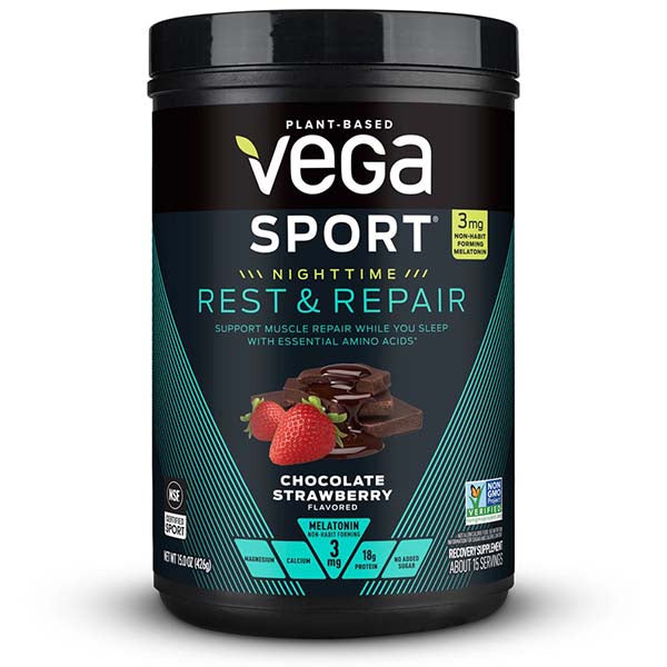 Sport Nighttime Rest & Repair Protein