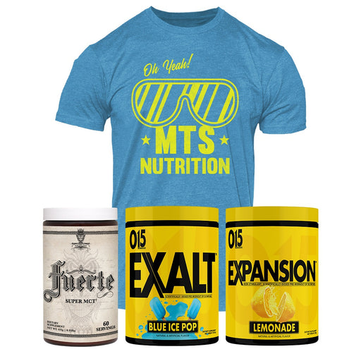 Macho Preworkout Stack + FREE Tee - Tiger Fitness