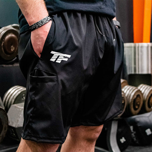 TF Sports Shorts - Tiger Fitness
