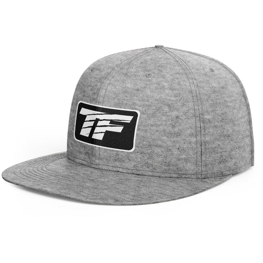 TF Knit Flat Bill Snapback Hat