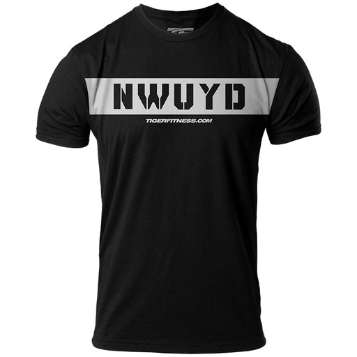 NWUYD Sueded Crew T-Shirt - Tiger Fitness