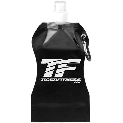 Tiger Fitness Collapsible Bottle 17oz