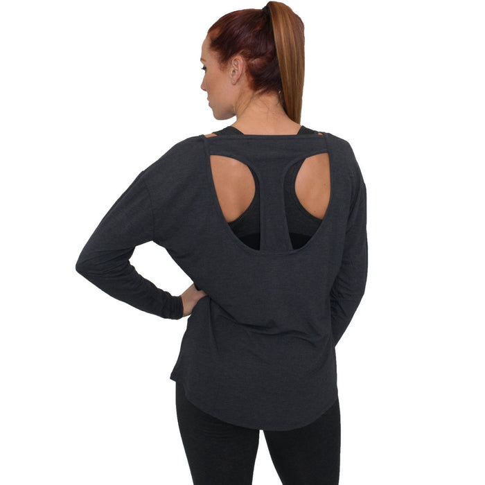 TF Long Sleeve Racerback