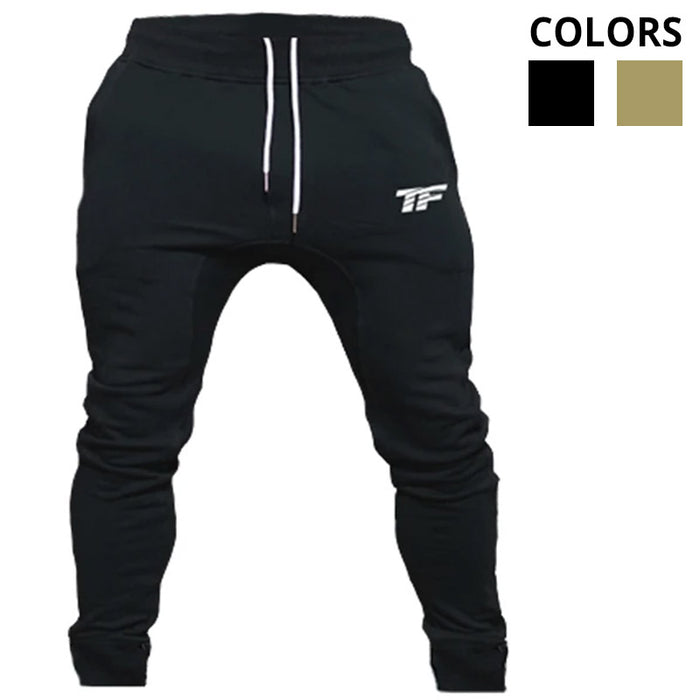 TF Lifestyle Joggers - Tiger Fitness
