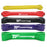 Pullup Resistance, Workout, and Exercise Bands (5 pack) - Tiger Fitness