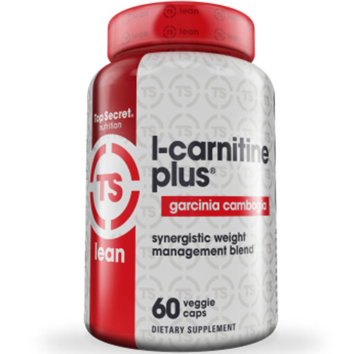 Top Secret L-Carnitine + Garcinia Cambogia 60ct.
