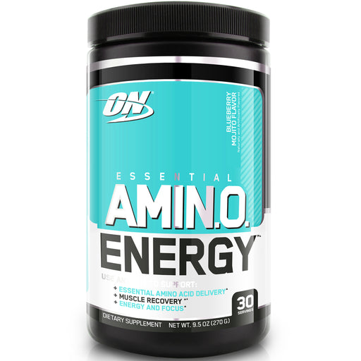 ON Essential Amino Energy 30 Serving - Blueberry Mojito