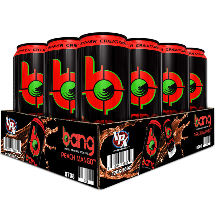 Bang Energy Drink - Tiger Fitness