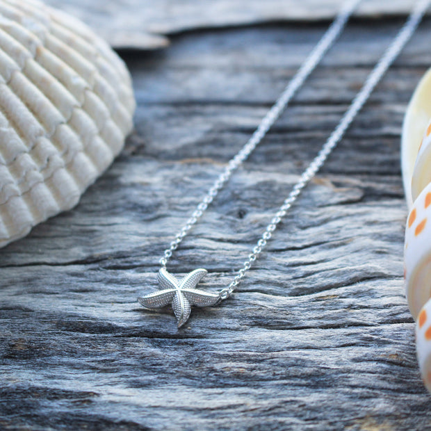 Sea Candy Necklace: Rare Starfish