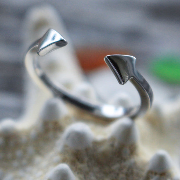 Sea Candy Ring: The Traveler Sterling Silver