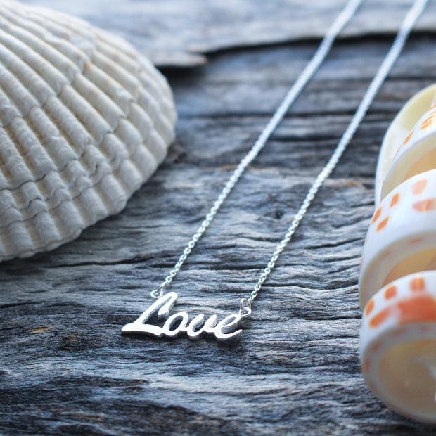 Sea Candy Necklace: Coastal Love