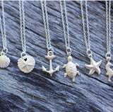 Choose your Layering Necklace: Sterling Silver