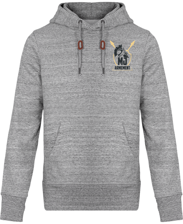 SWEAT À CAPUCHE GRAND FROID 100% COTON BIO STANLEY TELL POCHE KANGOUROU