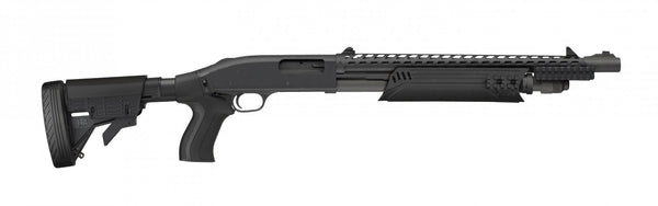 DEVANT TACTIQUE ATI PICATINNY POUR Remington 870, Winchester SXP