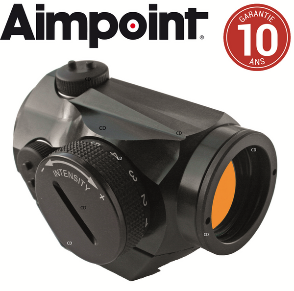 VISEUR POINT ROUGE AIMPOINT MICRO H-1 2 OU 4 MOA