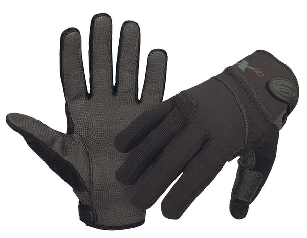 GANTS HATCH STREET GUARD ANTI-COUPURE MAIN ENTIERE - NOIR