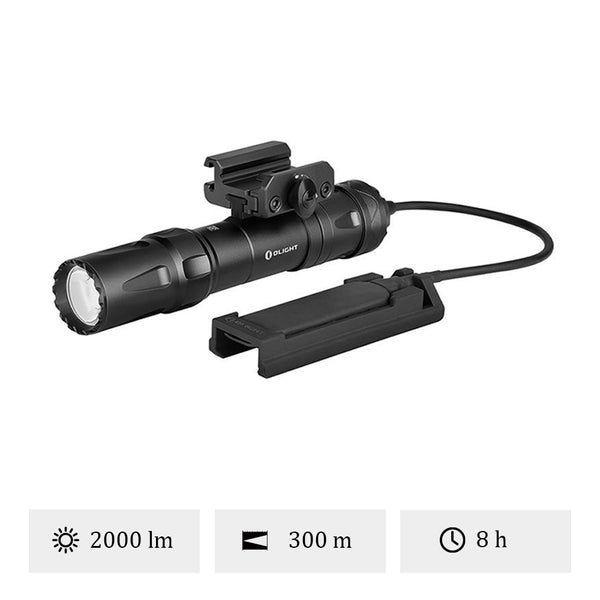 Olight Odin Lampe Tactique Picatinny