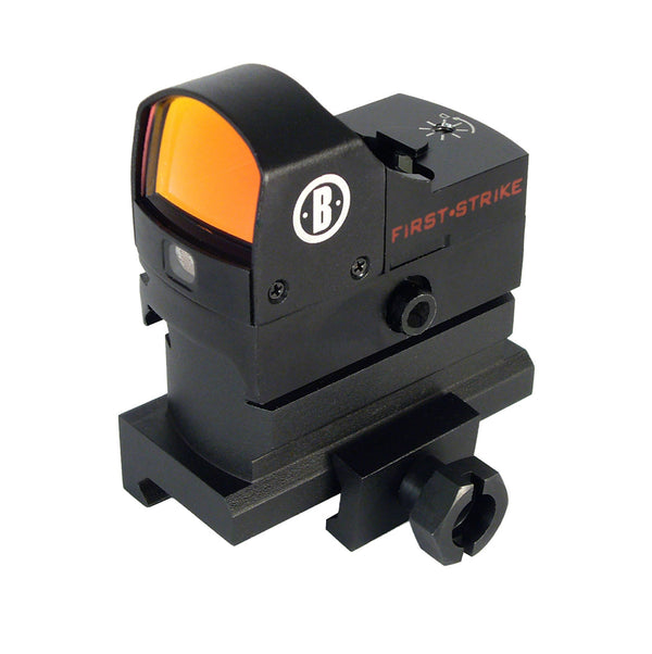 POINT ROUGE BUSHNELL FIRST STRIKE 5 MOA REFLEX AVEC MONTAGE HI-RISE