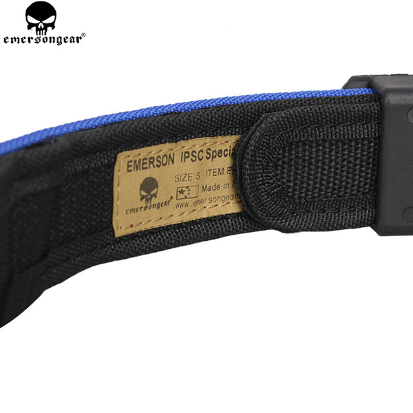 EMERSONGEAR Tactical Belt IPSC Special Shooting Clip Support Adjustable Paintball Airsoft Hunting Molle Army Blet Emerson EM2353