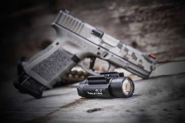 LAMPE TACTIQUE Olight PL-2 VALKYRIE
