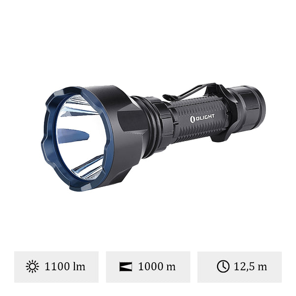 Olight Warrior X Turbo - Lampe torche puissante militaire