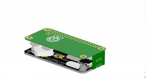 Pi Zero Hat for Zymkey 4, 5