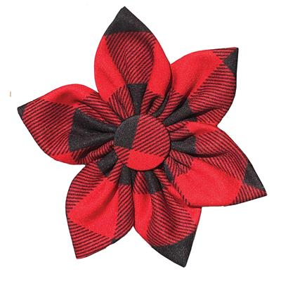 Buffalo Check Pinwheel by Huxley & Kent