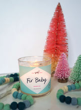 Fir Baby Candle Dog Mom Gift
