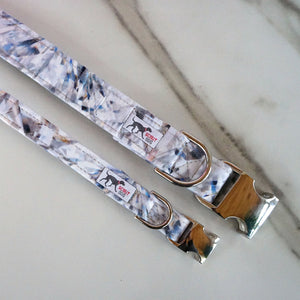Lucy in the Sky with Diamonds Dog Collar Sizes