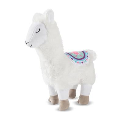 No Drama Llama Dog Toy Pet Shop Fringe Studio