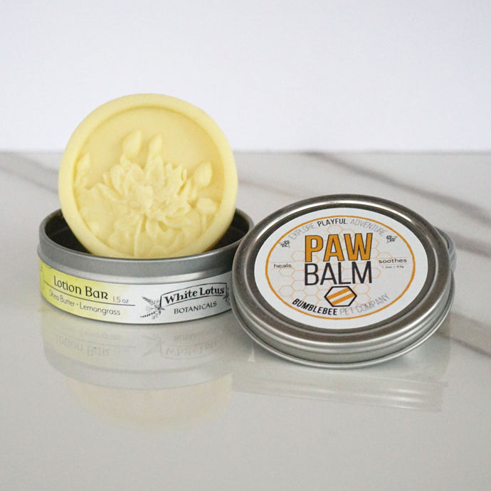 Paw Balm and Shea Butter Duo