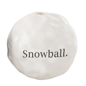 Planet Dog Snowball Toy
