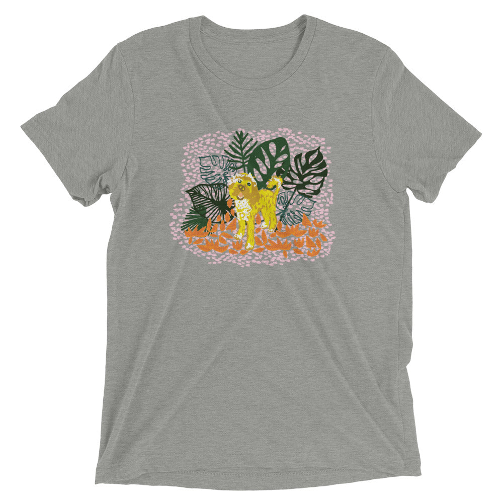 Monstera Doodle Tee - 3 Colors
