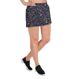 It's a Jungle Out There Shorts - Midnight