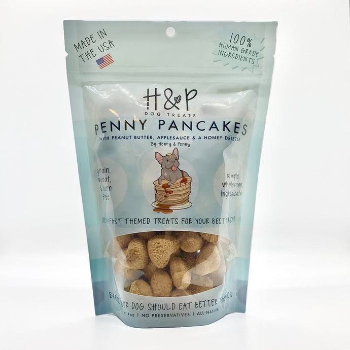 henry and penny dog treats penny pancakes