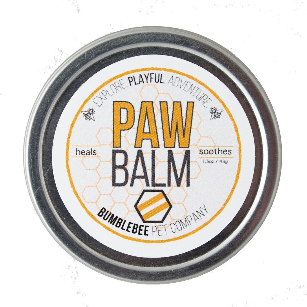 Bumblebee Pet Co Paw Balm