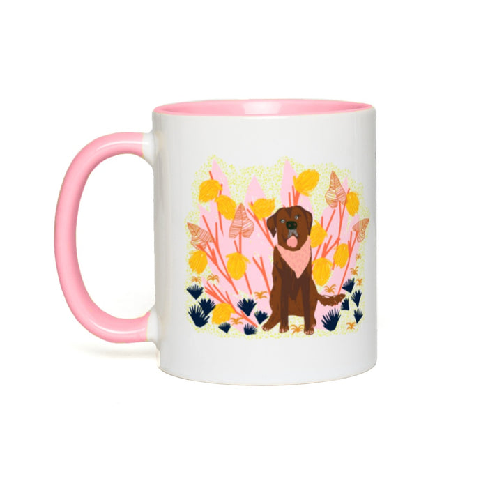 Tropic Labrador Mug - 2 Colors