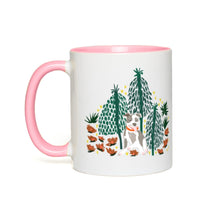 Pit Bull Rainforest Mug - 2 Colors