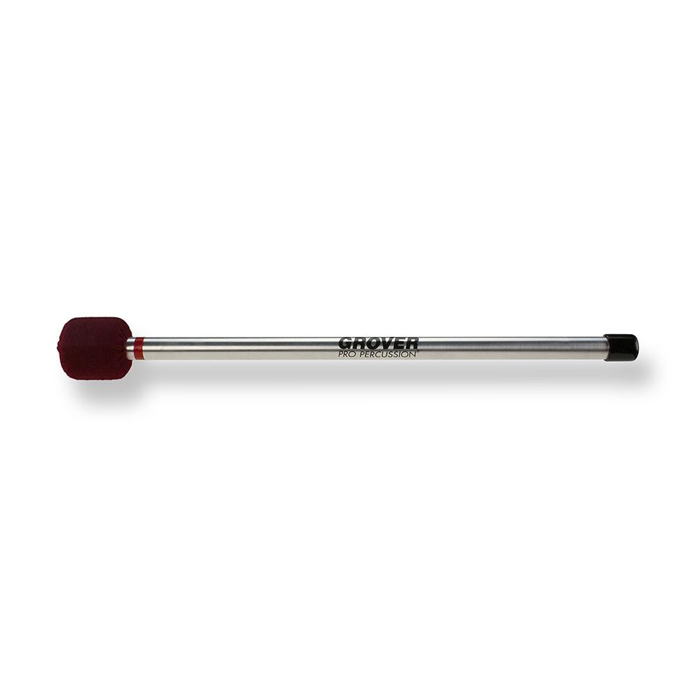 Bass Drum Mallet, Aluminum - Ultra Staccato