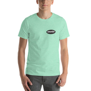 Colorful Short-Sleeve T-Shirt / Small Logo