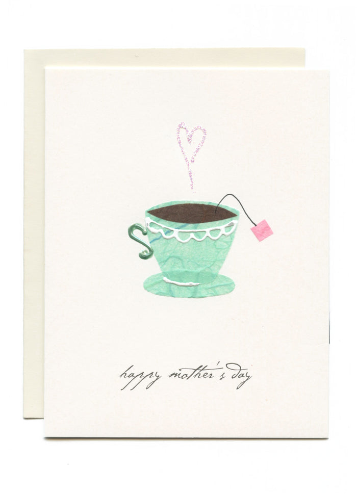 """Happy Morther's Day"" Teacup"