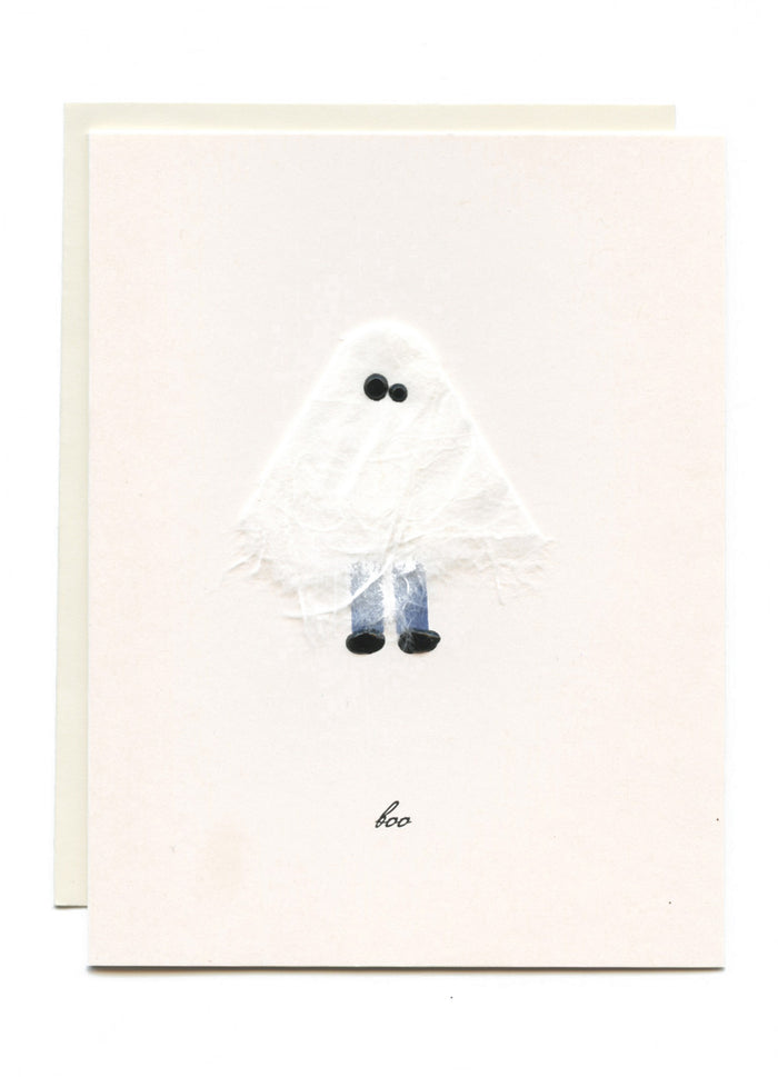 """Boo""  Ghost Costume"