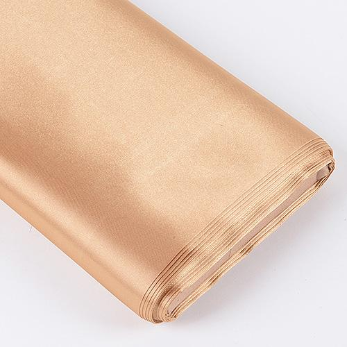 Old Gold - Premium Satin Fabric - ( W: 60 inch | L: 10 Yards )