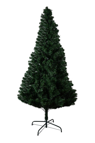 CLOSEOUT Prelit Christmas Tree 6 Feet Xmas Tree ( 6 Feet Tall )