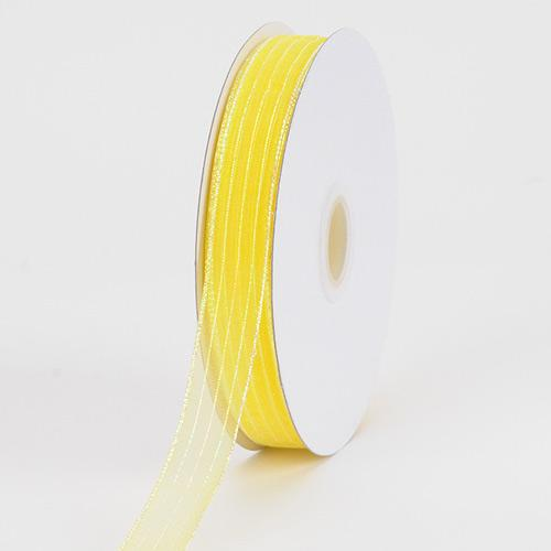 Daffodil - Corsage Ribbon - ( W: 3/8 inch | L: 50 Yards )