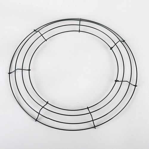 14 Inch Wreath Wire Frames - Bundle of 10pcs