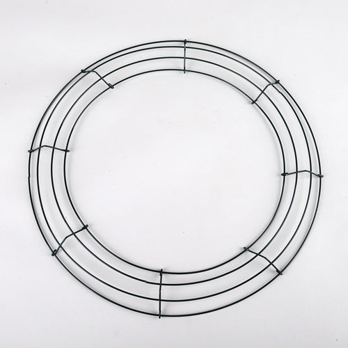 16 Inch Wreath Wire Frames - Bundle of 10pcs