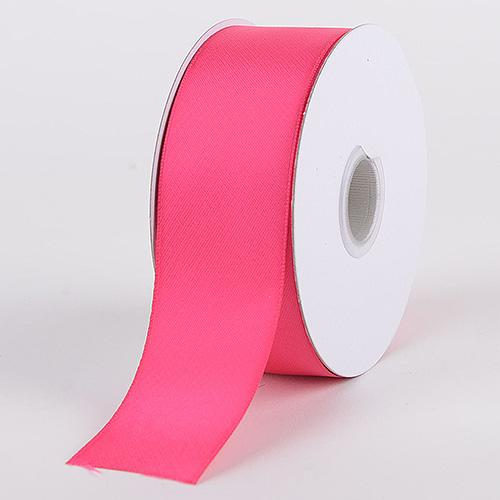Fuchsia - Satin Ribbon Double Face - ( W: 5/8 inch | L: 25 Yards )