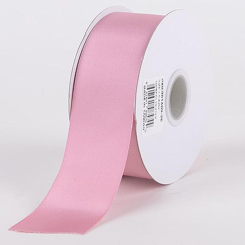 Mauve - Satin Ribbon Double Face Rose - ( W: 5/8 inch | L: 25 Yards )